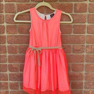 Cynthia Rowley girls dress